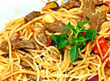 Espaguete Francesco Paolo