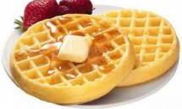 Massa básica para waffles