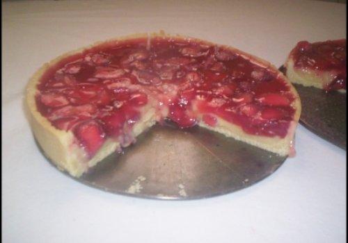Torta de Morango Especial