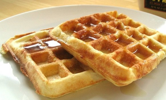 Waffle Básico