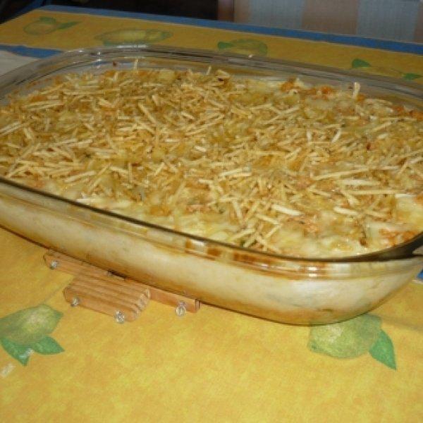 f761416f921 Purê de batatas com frango (tia Celina) - Receitas CyberCook