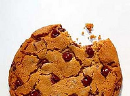 Cookies de Aveia e Nozes