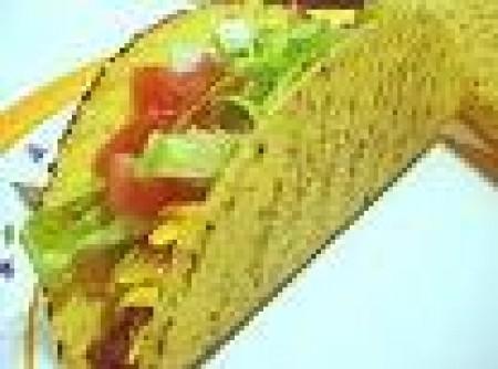 Tacos com Carne picante