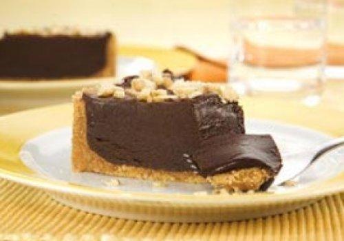 Torta Expressa de Chocolate