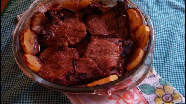 Carne de Porco Chinesa
