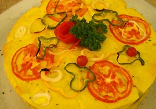 Torta Moqueca