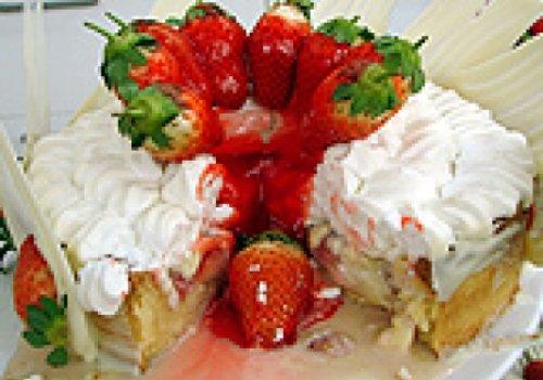 Torta dos Namorados