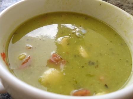 Sopa de Ervilha