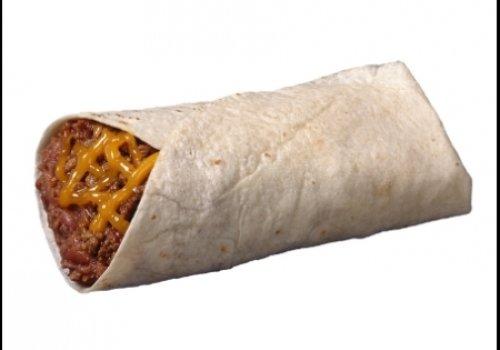 Burrito Picante do Virtuoso