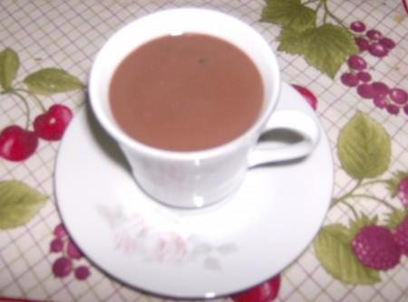 Chocolate Quente Light