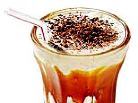 Milk shake de ameixa
