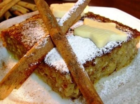 Torta de Banana Cartola Mineira