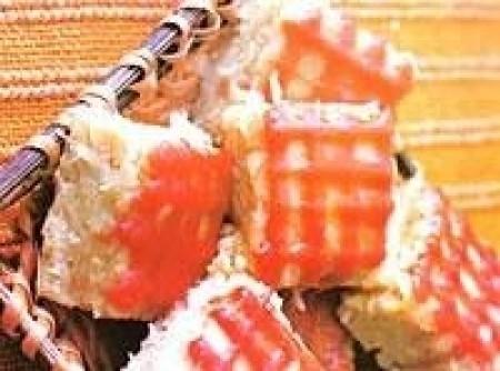 Bolinhos de Batata Doce com Goiabada