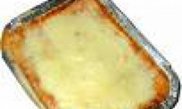 Lasanha de Mandioca à Bolonhesa
