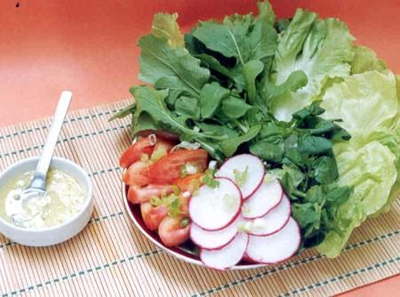 Salada Verde | CyberCook