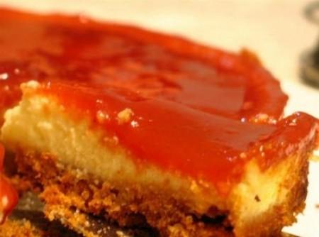 Torta Fácil de Goiabada com Queijo