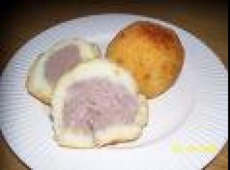 Trouxas de Carne com Batata