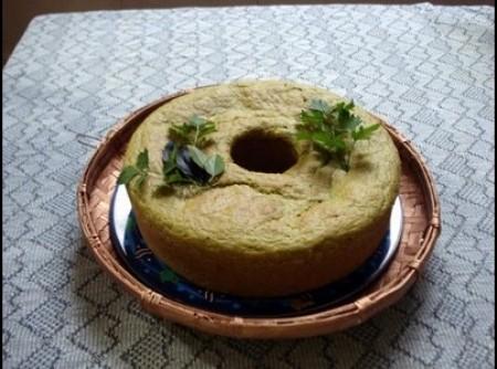Pão de Ervas Frescas | Asenath Galdino da Luz