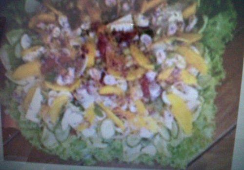 Salada Tropical da Lilica
