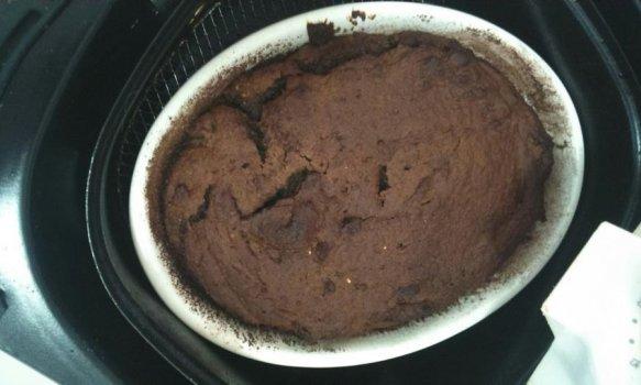 Brownie Protéico