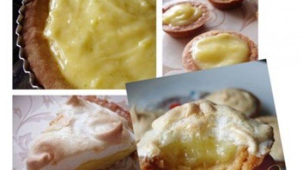 Torta Merengue de Limão