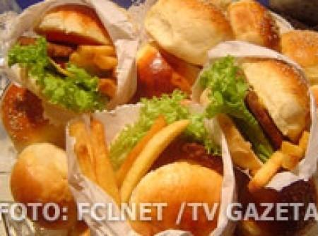 Pão para Hamburguer