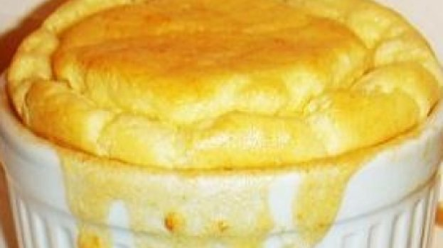 Souflet Light de Queijo