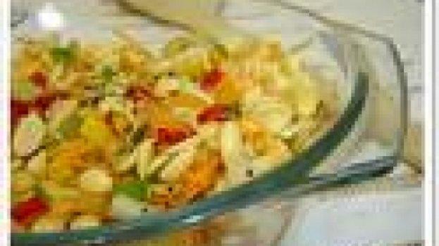 Salada Light de Proteína de Soja