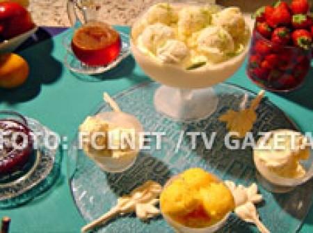 Sorvete de limão e milho verde | Maria Emilia Micol