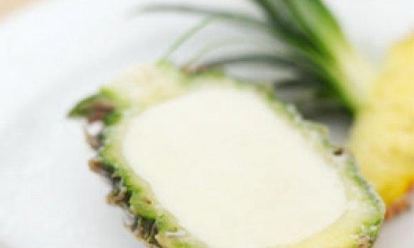 Delícia de abacaxi