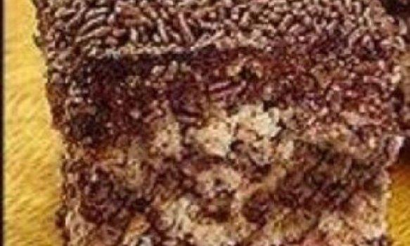 Bolo Formigueiro (O legítimo)