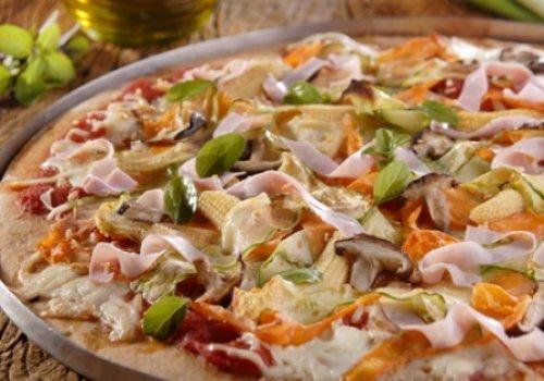 Pizza da Primavera