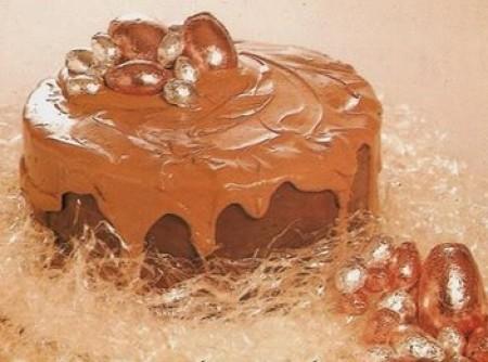 Torta de Páscoa | Silvia Gonzalez monteiro
