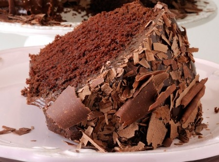 Bolo Peteleco com Raspas de Chocolate
