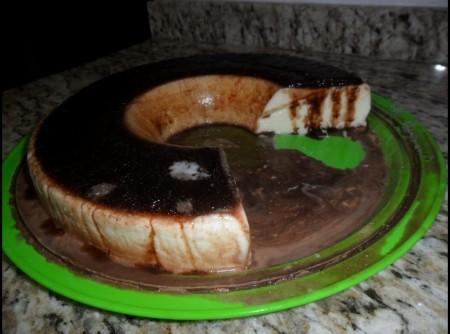 Torta de Sorvete com Achocolatado   Priscila