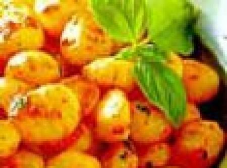 Nhoque de Abóbora com Molho de Carne Seca | ELISAMAR SOARES GALVÃO COSTA