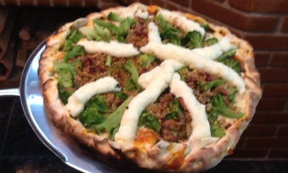 Pizza do 1000ton