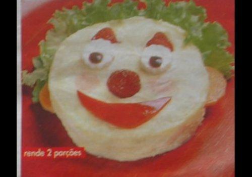Palhacinho de Hambúrguer