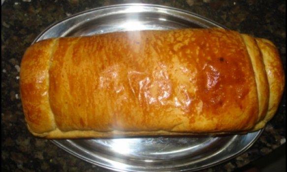 Pão de mandioca ( cozida )
