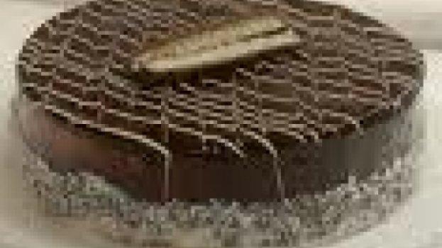 Torta Suíça de Chocolate