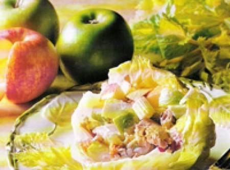 Salada Waldorf com Atum | carlos roberto de freitas barbosa