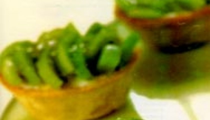 Tarteletes de kiwi