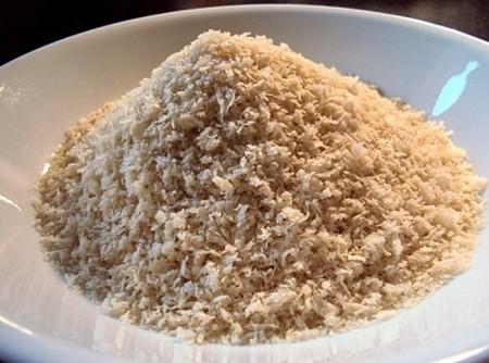 Farinha de Pão Granulada para Empanados | patricia coelho