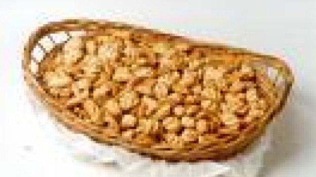 Biscoito de Gergelim