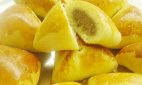 Esfiha de Batatas