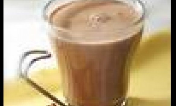 Chocolate quente (cremoso)