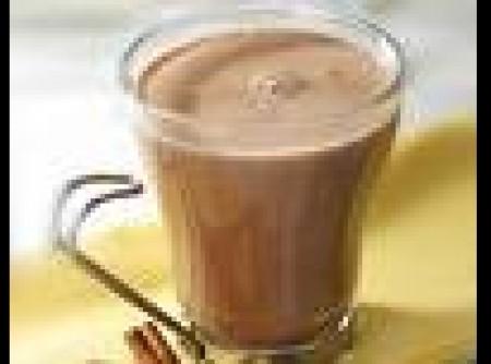 Chocolate quente (cremoso)