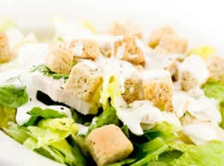 Salada Ceasar | Reinaldo Ferreira Martins