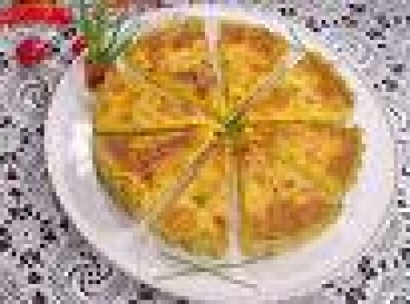 Torta de arroz | Valéria Burmaian