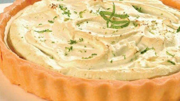 Torta de Limão sem Leite Condensado